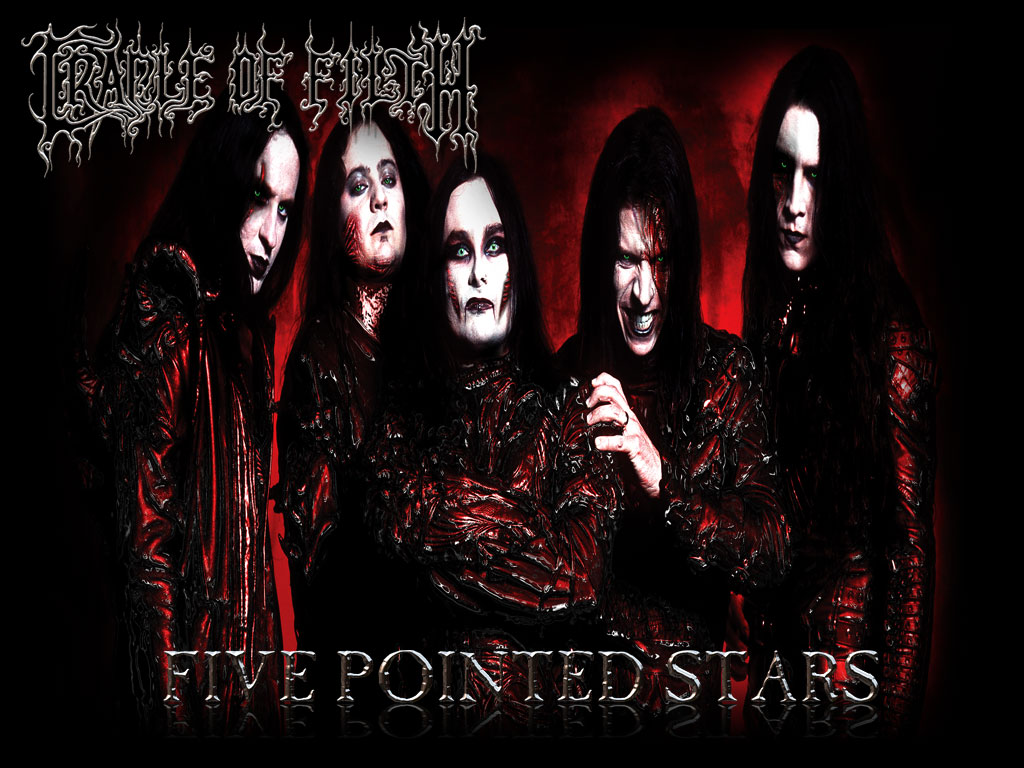 Cradle Of Filth (1024x768, 167 kБ)